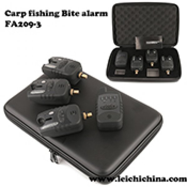 Carp fishing wireless bite alarm FA209-3