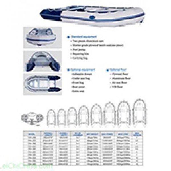 Boat DSA Series