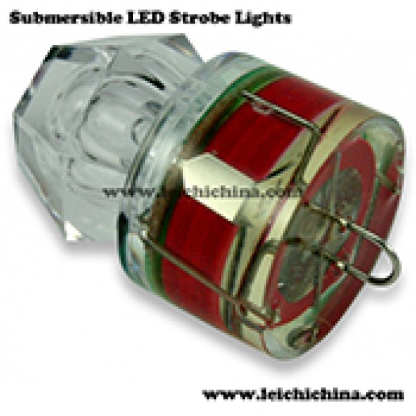 Fishing Submersible LED Strobe Lights