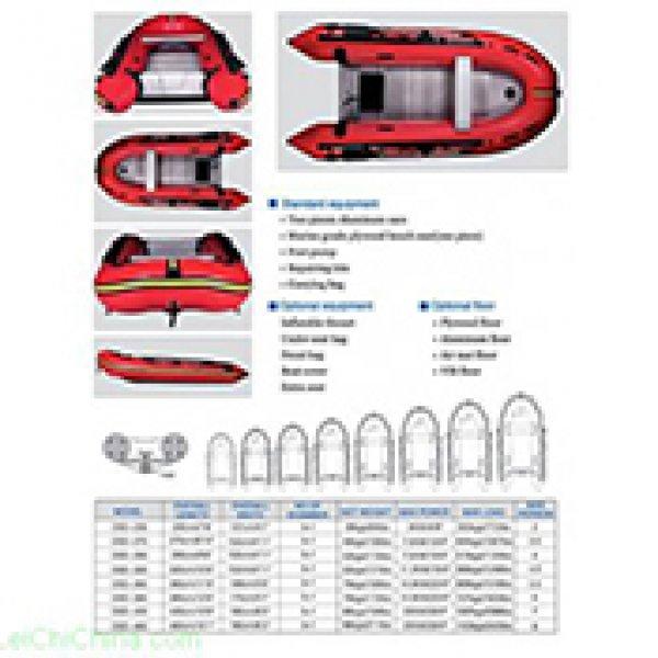 Boat DSD Series
