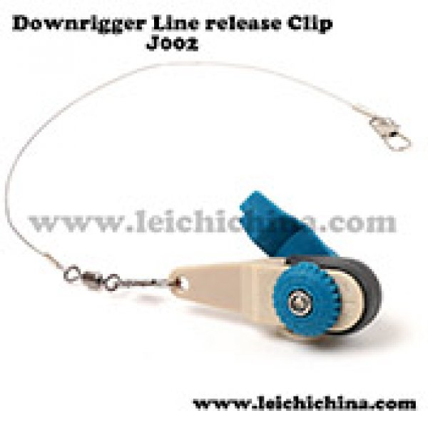 downrigger line release clip J002