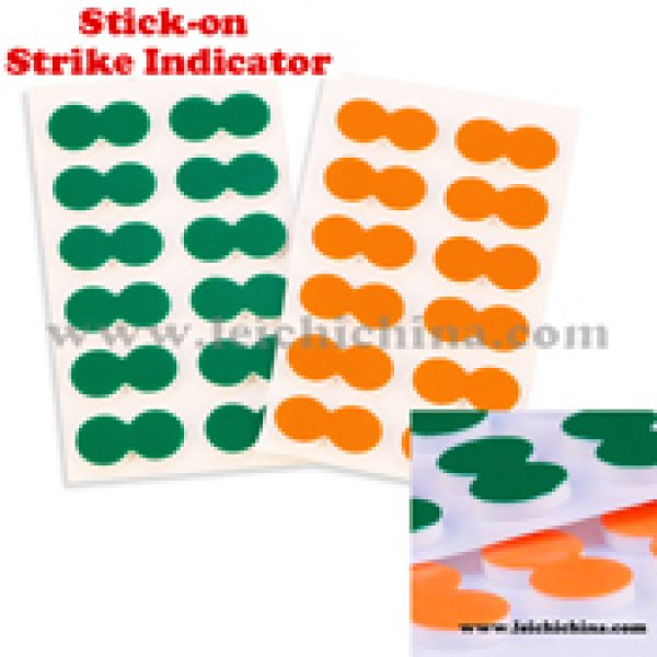 Stick-on Strike Indicator