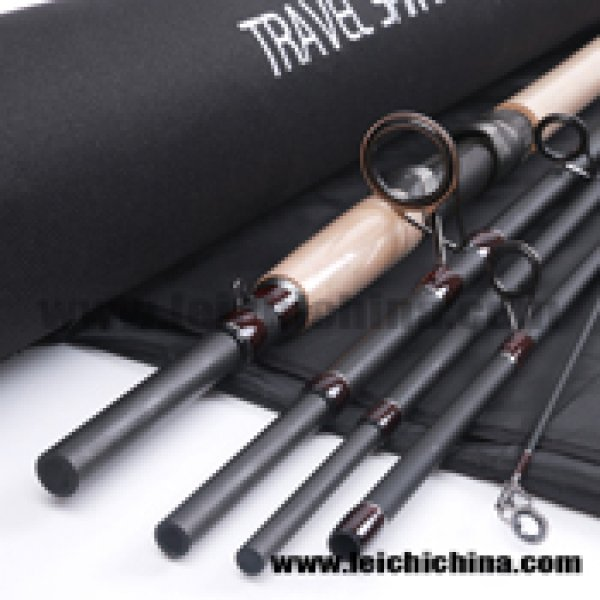 TRAVEL SPIN 9FT LURES10-30G SECTION-5PCS
