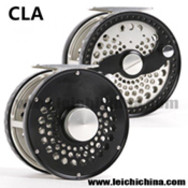 Multi Disc Drag Clicker Light Classic Fly Fishing Reel CLA