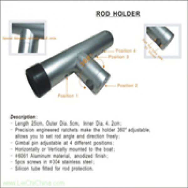 Rod holder MRH08