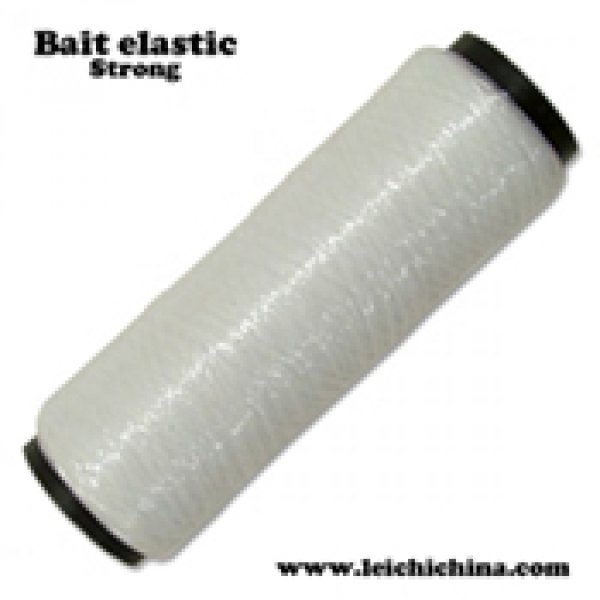 strong fishing bait elastic