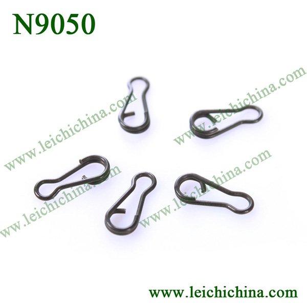 terminal tackle bent head split ring N9050
