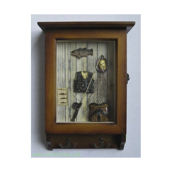 fishing gift decoration hook 001