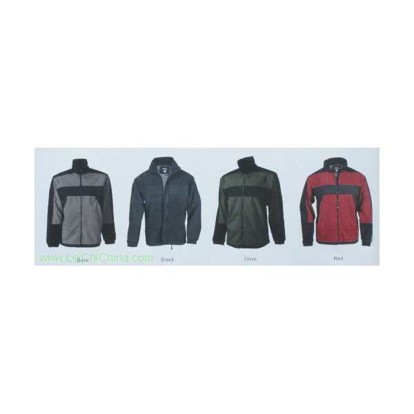 High sierra windproof fleece jacket