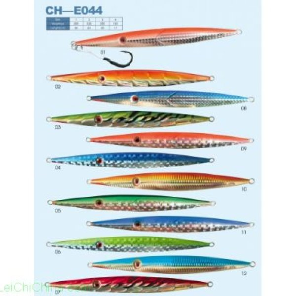 lead fish CH-E044