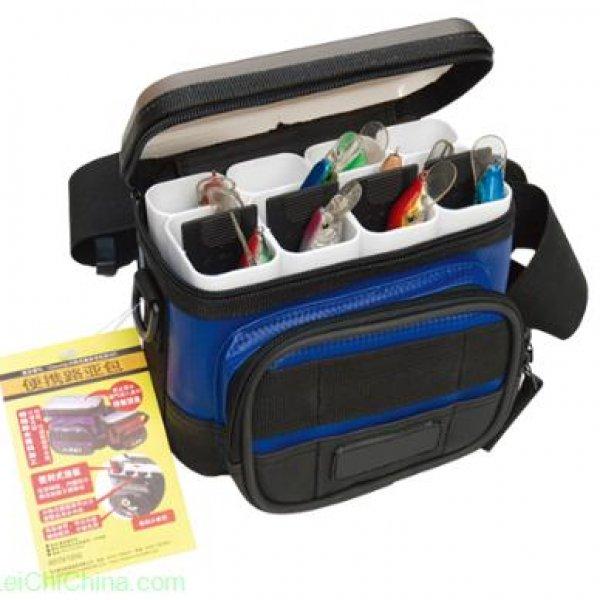 portable fishing lure bag