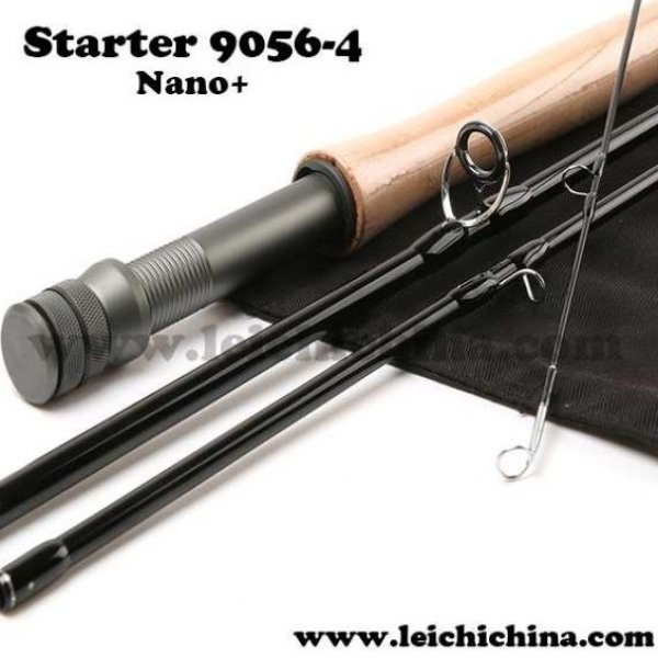 Best starter carbon fly rod Start-9056-4