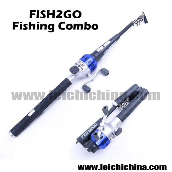 fish2go fishing combo