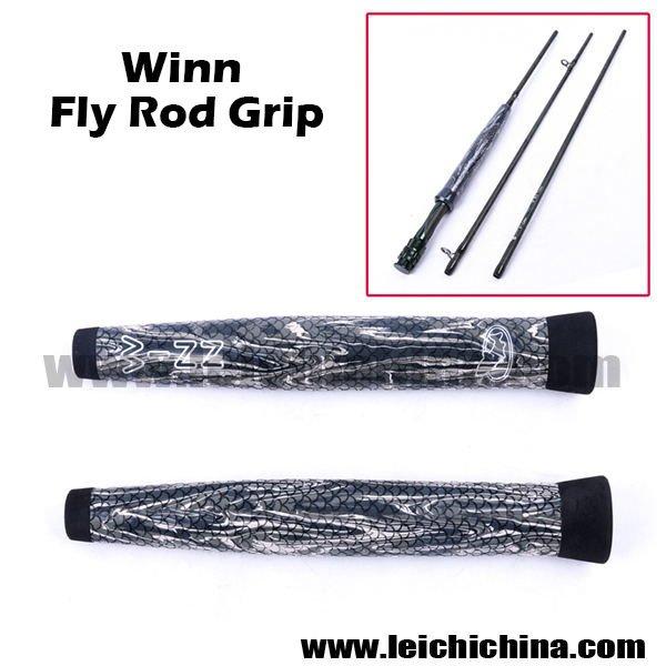 winn fly rod grip
