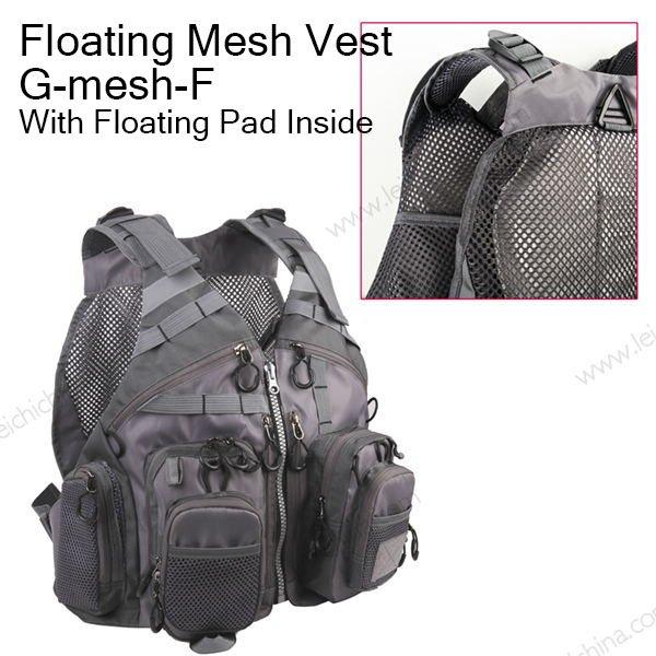 Floating Mesh Vest G-mesh-F