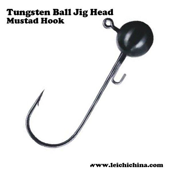 Tungsten Ball Jig Head