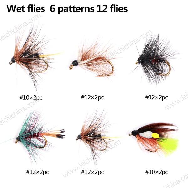 wet flies