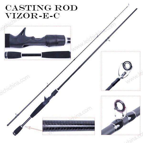 Casting Rod vizor e c
