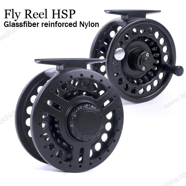 Glassfiber Reinforced Nylon Fly Reel HSP