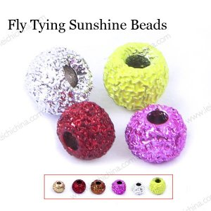 Fly Tying sunshine bead