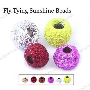 Fly Tying sunshine bead