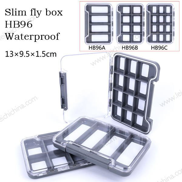 Slim fly box hb96