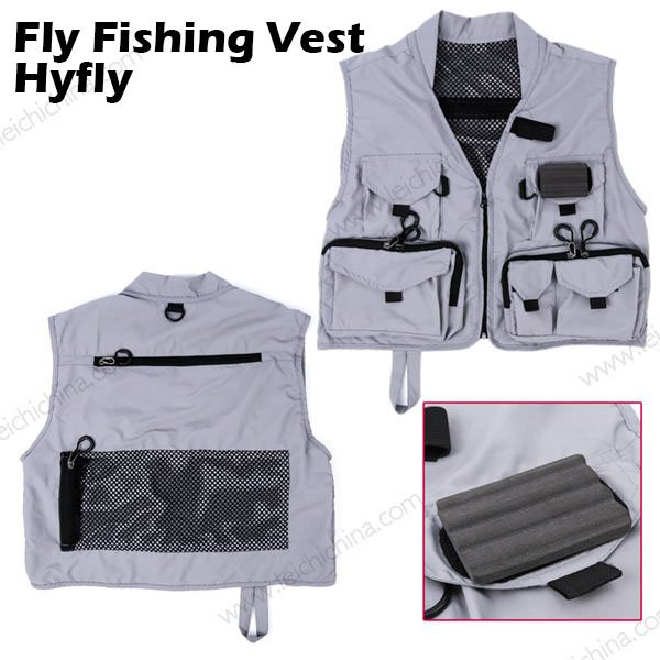 Fly Fishing Vest Hyfly