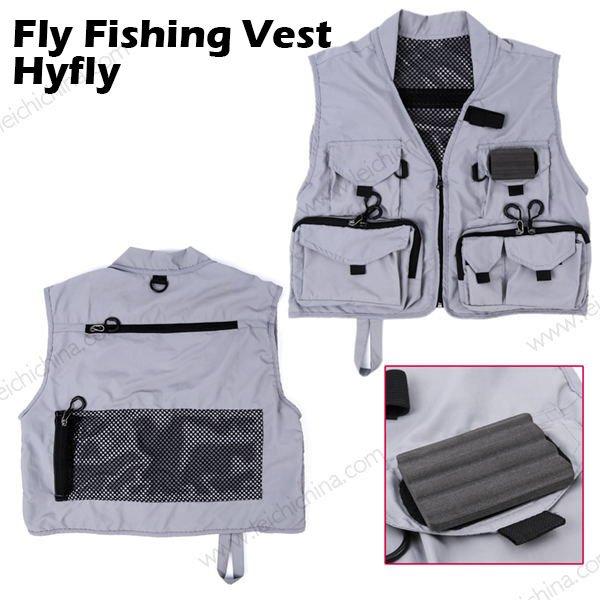 Fly Fishing Vest Hyfly
