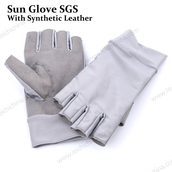 Sun Glove SGS  With Synthetic Leather