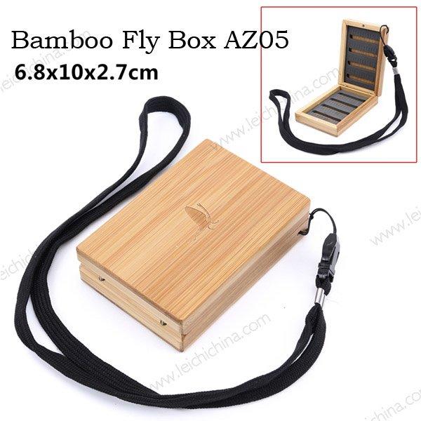 Bamboo Fly Box AZ05