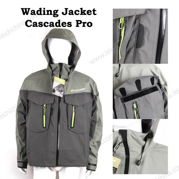 Wading Jacket Cascades Pro