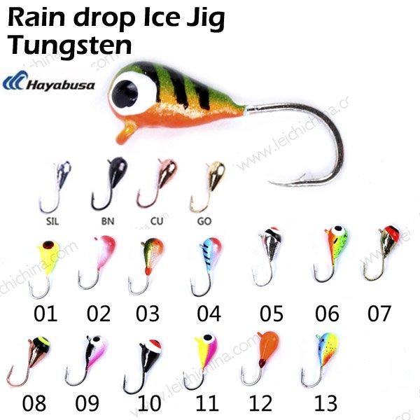 rain drop ice jig