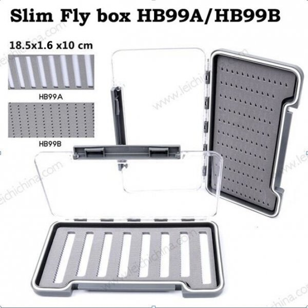 Slim Fly Box HB99A HB99B