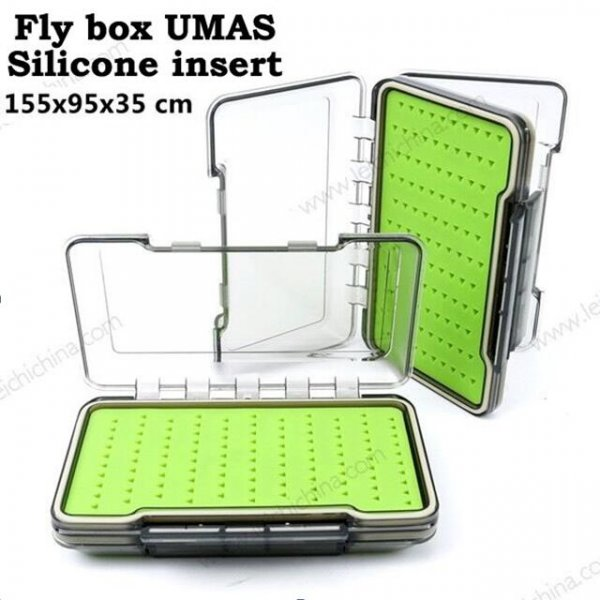 Silicone Insert Fly Box