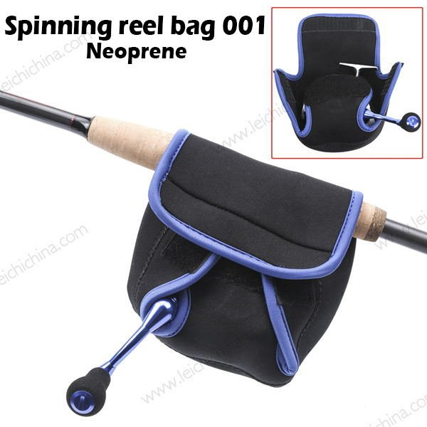 Spinning reel bag 001 Neoprene