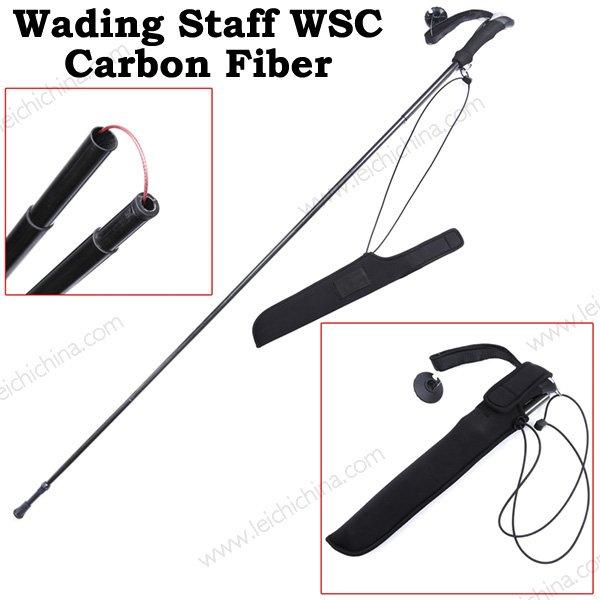 Wading Staff WSC Carbon Fiber