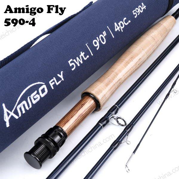 IM8/30T SK Carbon Fly Rod Amigo Series
