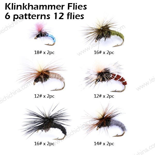 klinkhammer Flies
