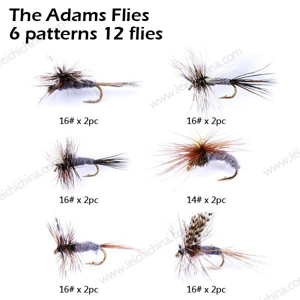 The Adams Flies