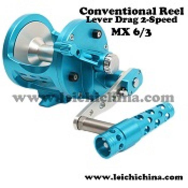 CNC Machine Cut Sea Fishing Jigging Reel JAT-650