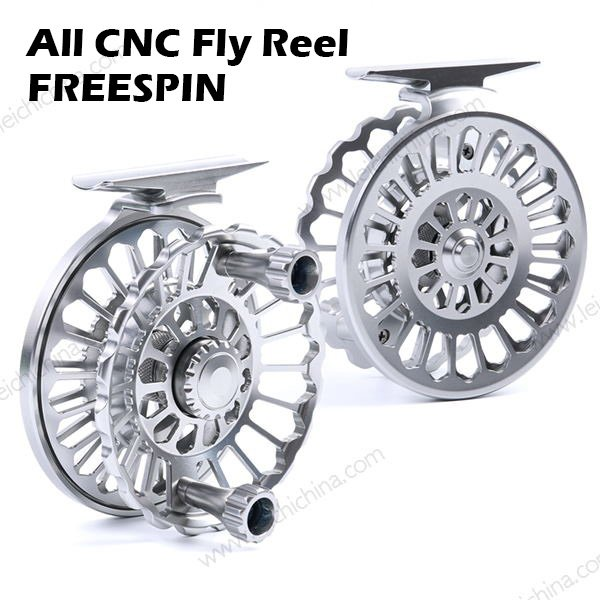 All CNC Fly Reel FREESPIN