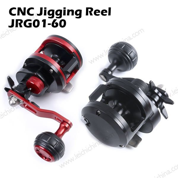 CNC Jigging Reel JRG01-60