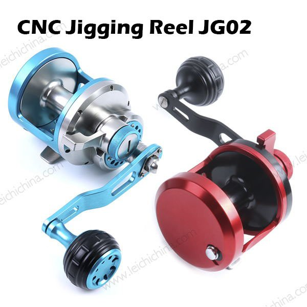 Trolling ReelCNC Jigging Reel JG02