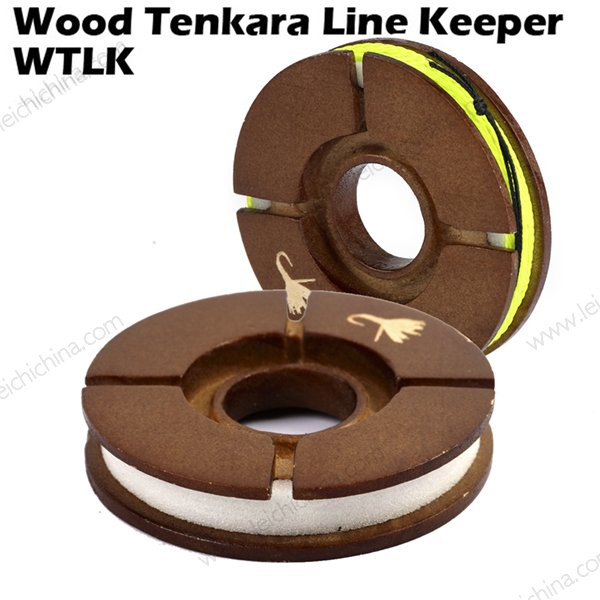 Wood Tenkara Line Keeper WTLK