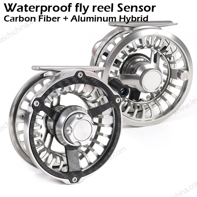 Waterproof fly reel Sensor